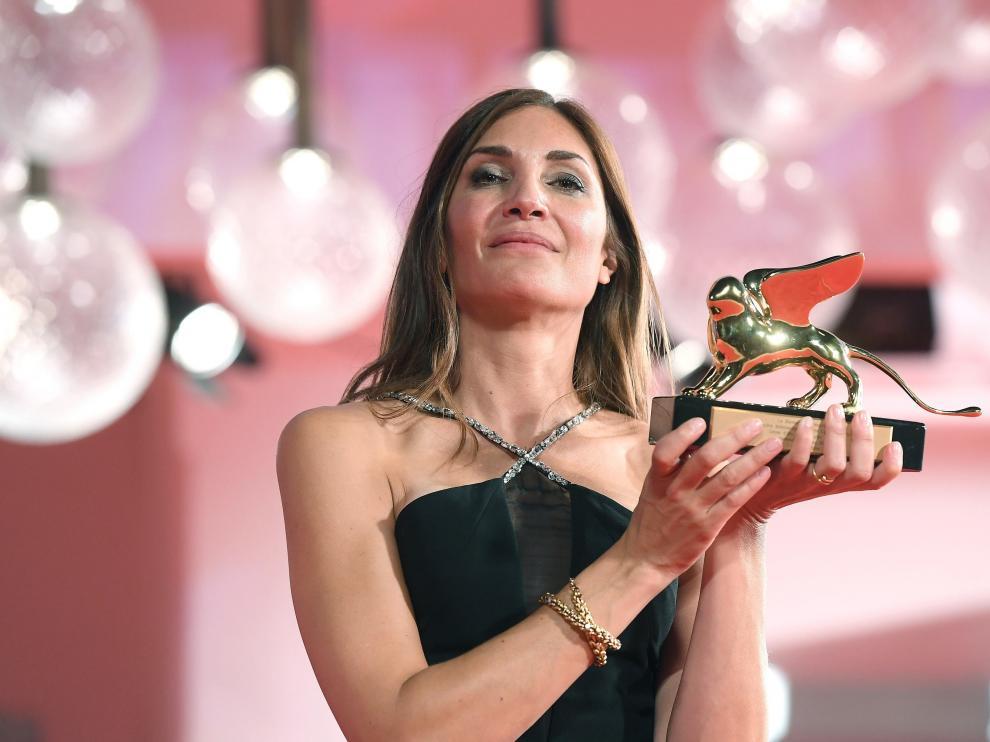 Awarding Gala - 78th Venice Film Festival