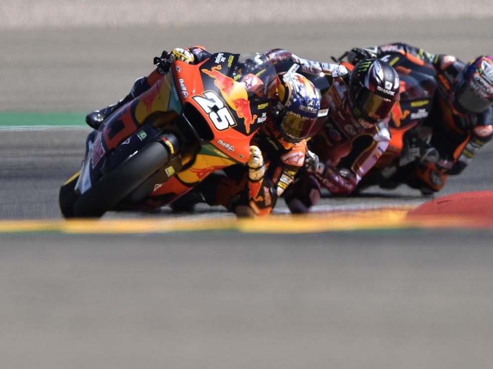 Carrera de Moto2 del Gran Premio Tissot de Aragón