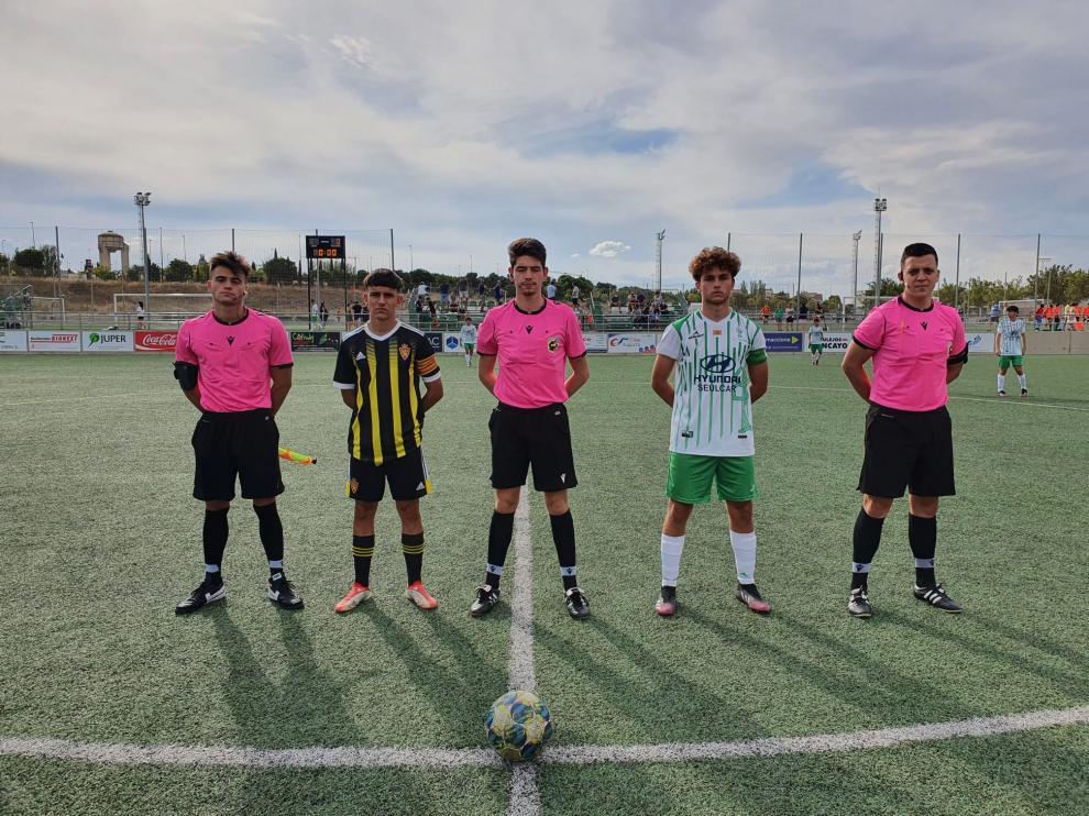 Olivar- Real Zaragoza