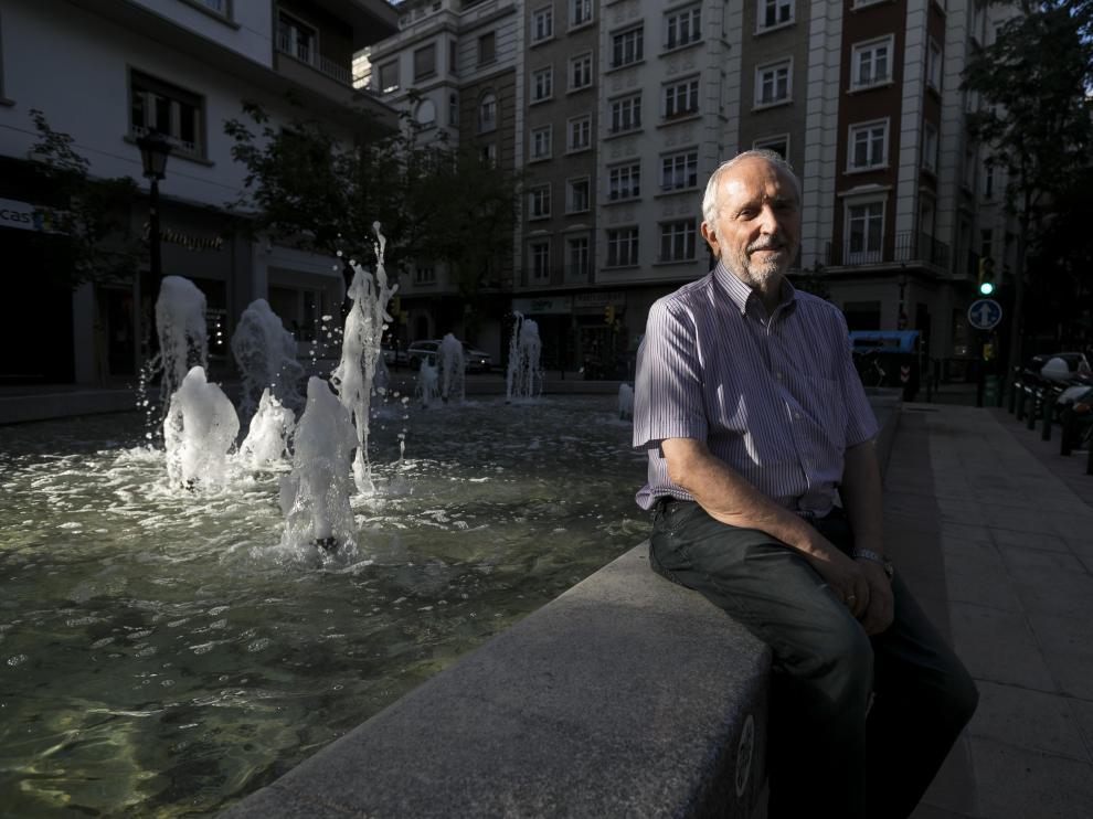 Vicente Salas, catedrático de Organización de Empresas de la Universidad de Zaragoza.