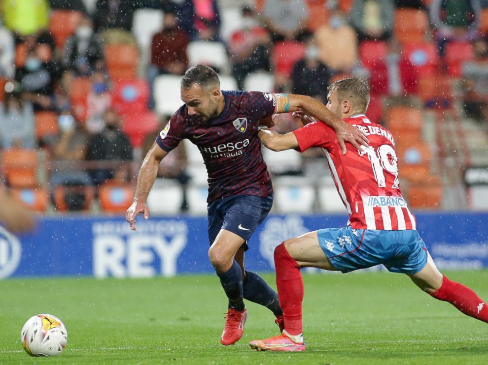 Foto del partido Lugo-SD Huesca, quinta jornada de Segunda División