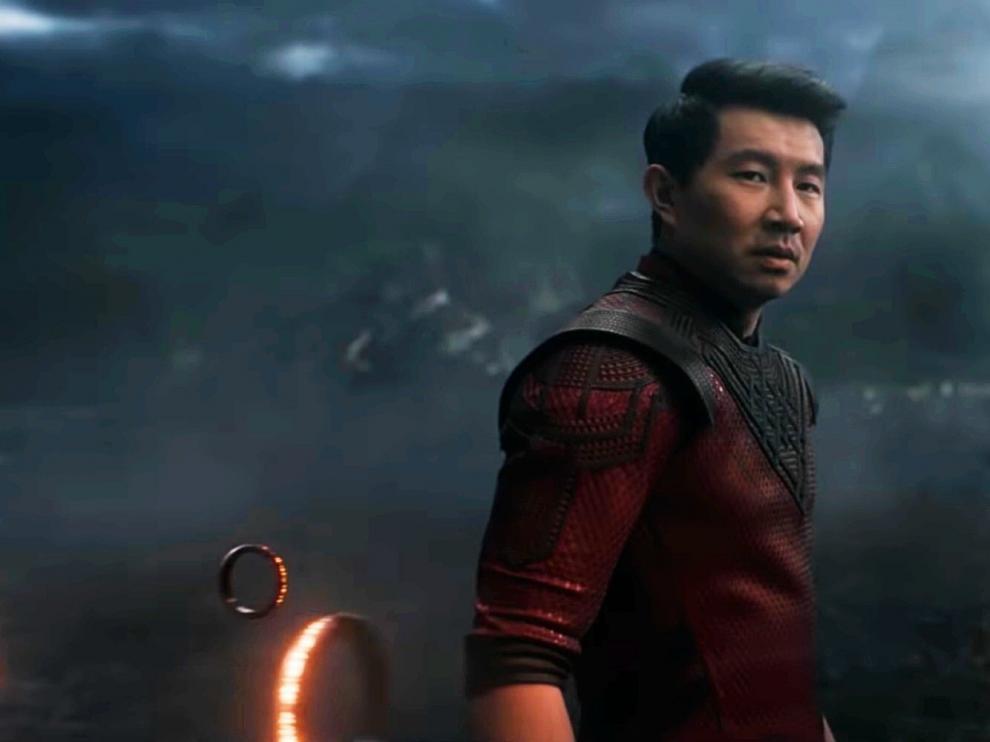Un momento de la película 'Shang-Chi y la leyenda de los diez anillos'