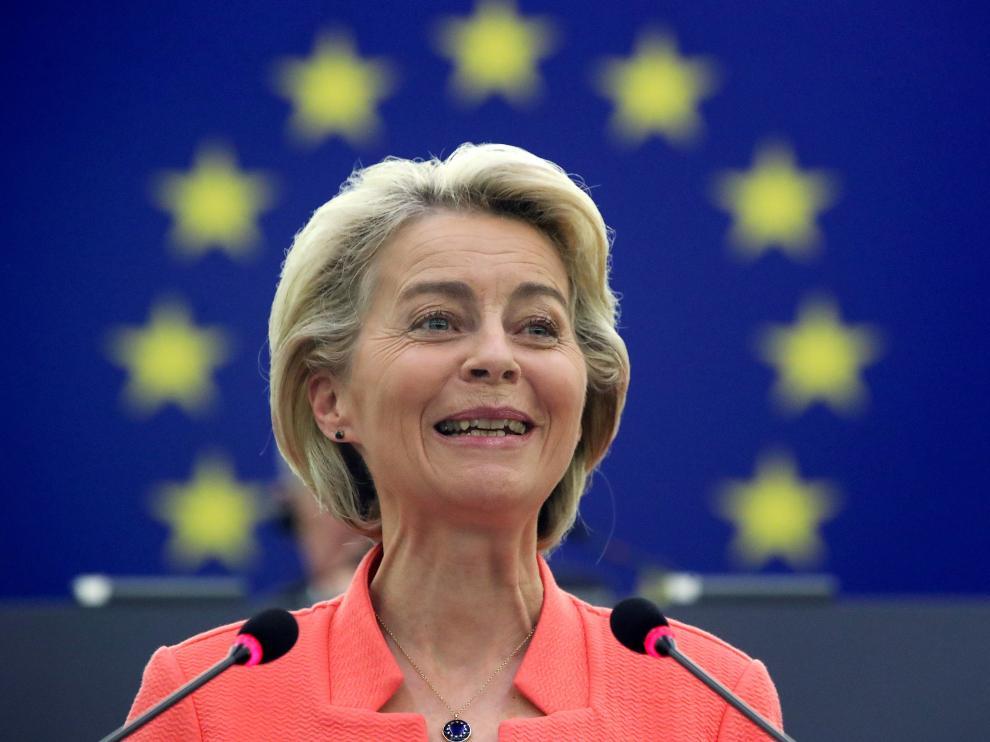 European Parliament plenary session in Strasbourg