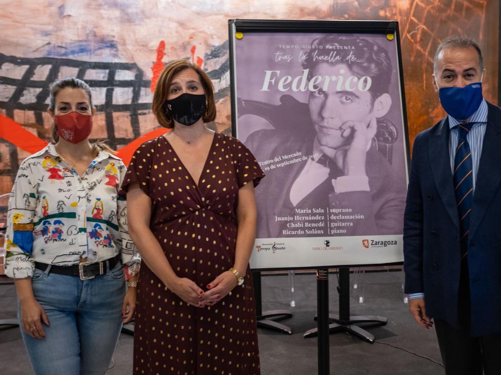 La programación arrancará el próximo 16 de septiembre con el espectáculo que presetna Tempo Giusto 'Tras las huellas de Federico'.