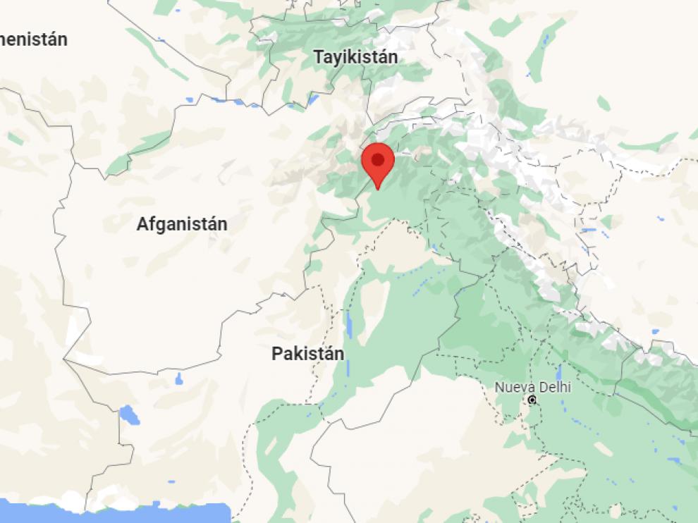 El suceso ocurrió en Lower Dir