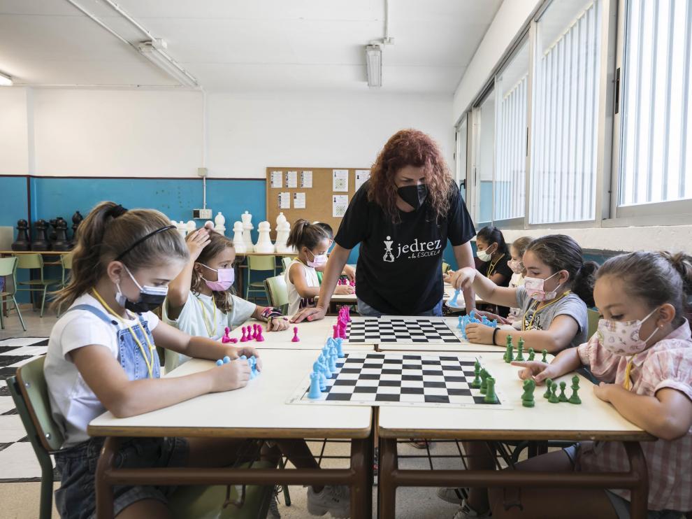 El ajedrez exige mucha atención y concentración.