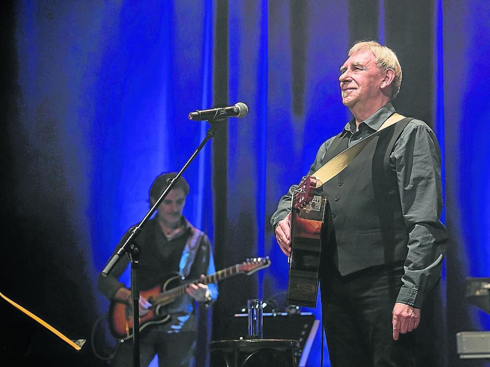Joaquín Carbonell falleció en septiembre de 2020, y meses atrás ofreció un emocionante concierto en el Teatro Principal.