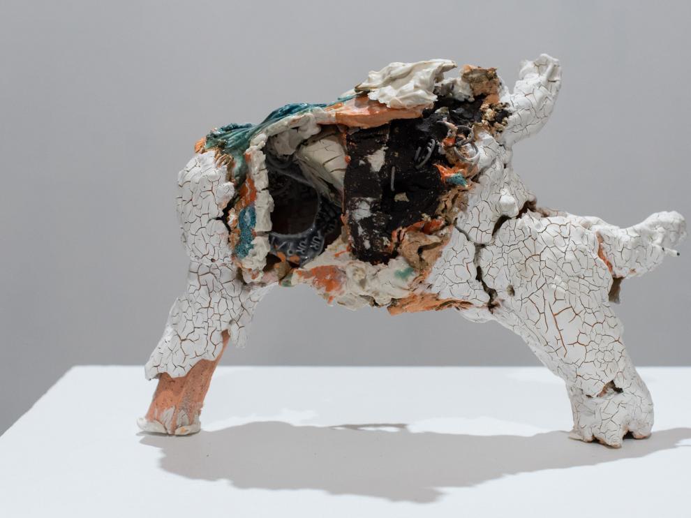 La pieza ganadora, de la artista francesa Anne-Laure Cano.