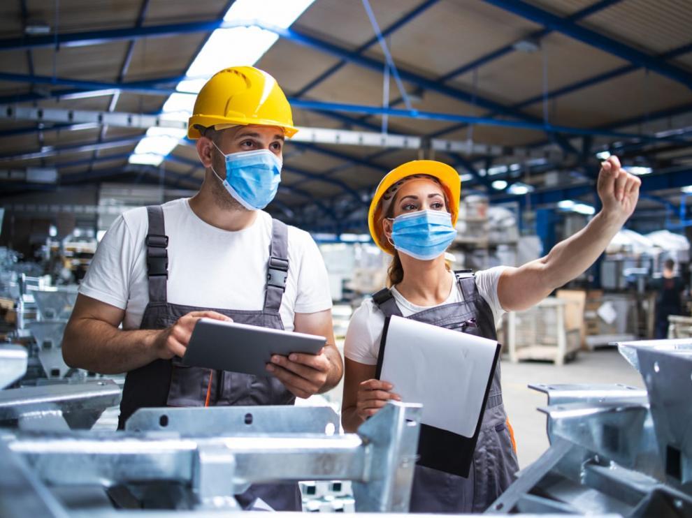La competitividad y la productividad son dos de los pilares en los que el sector de la industria debe basar su crecimiento.