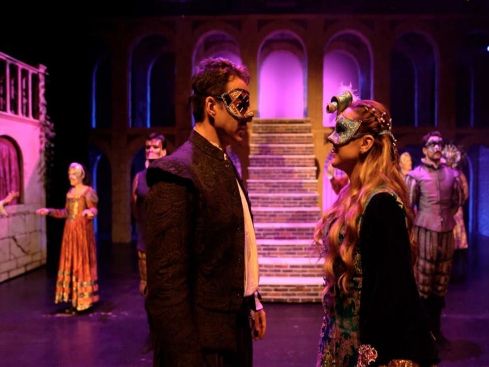Musical 'Romeo y Julieta, un amor inmortal'.