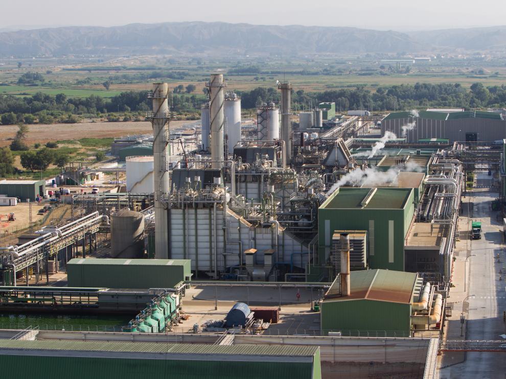 Polígono industrial El burgo de Ebro