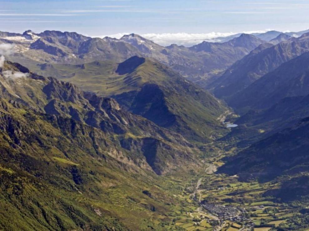 Valle de Benasque.