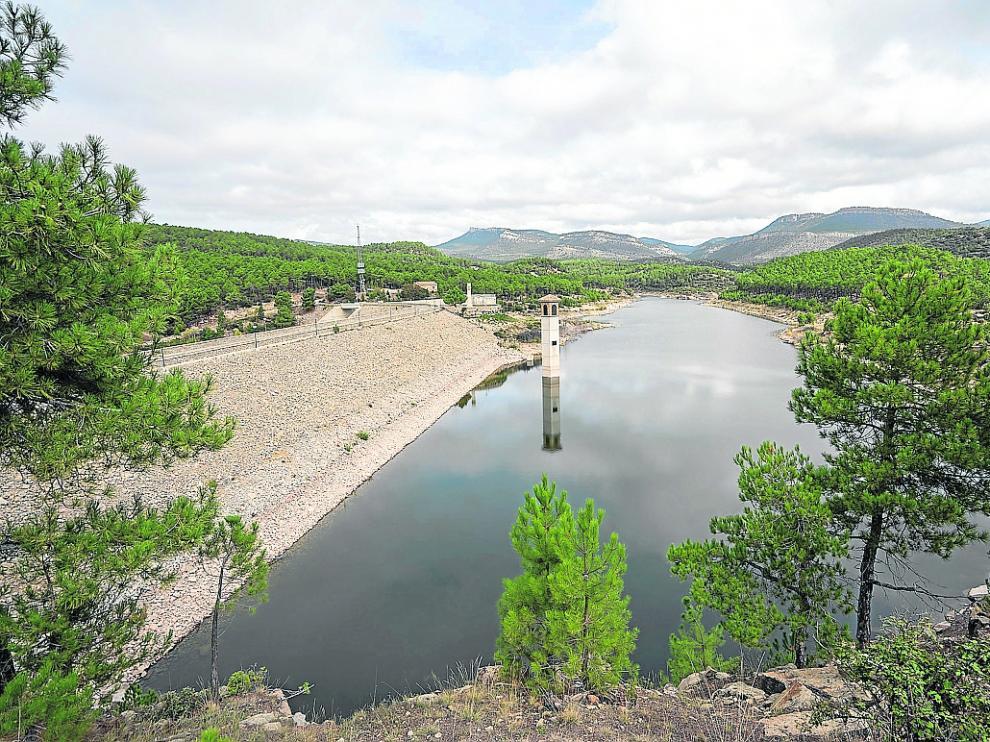 La presa de las Tosquillas superó con éxito las pruebas de llenado, pero sigue sin aprovecharse
