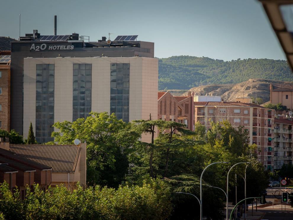 Hotel A2O de Calatayud vendido.