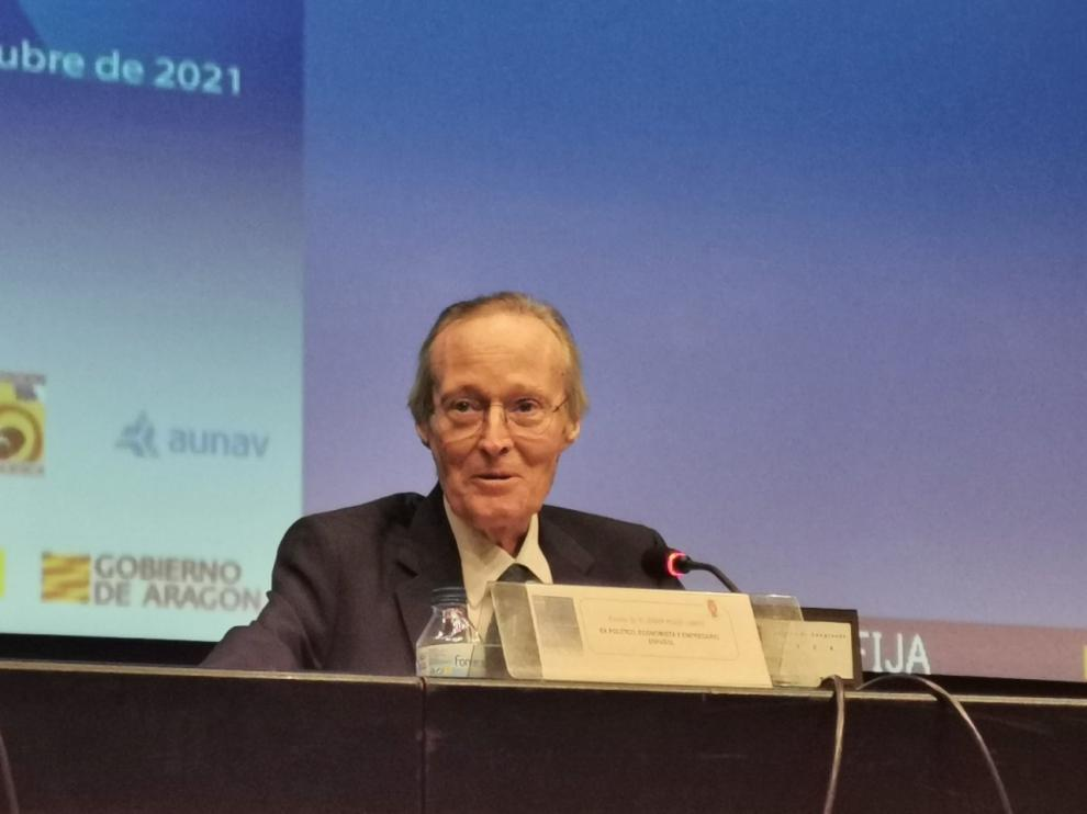 El ex ministro Josep Piqué inaugura el Curso Internacional de Defensa de Jaca