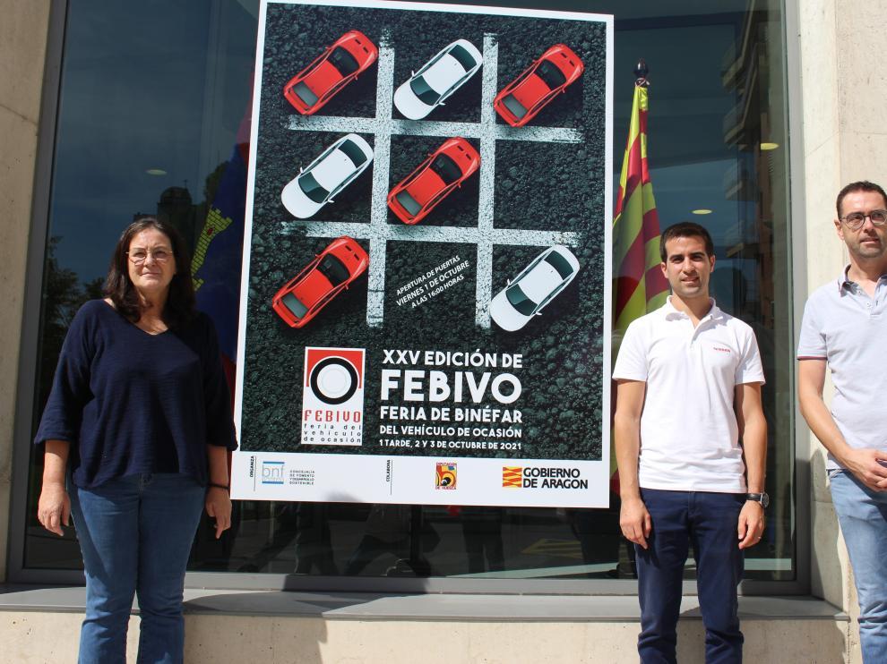 Presentación de la XXV edición de Fevibo.