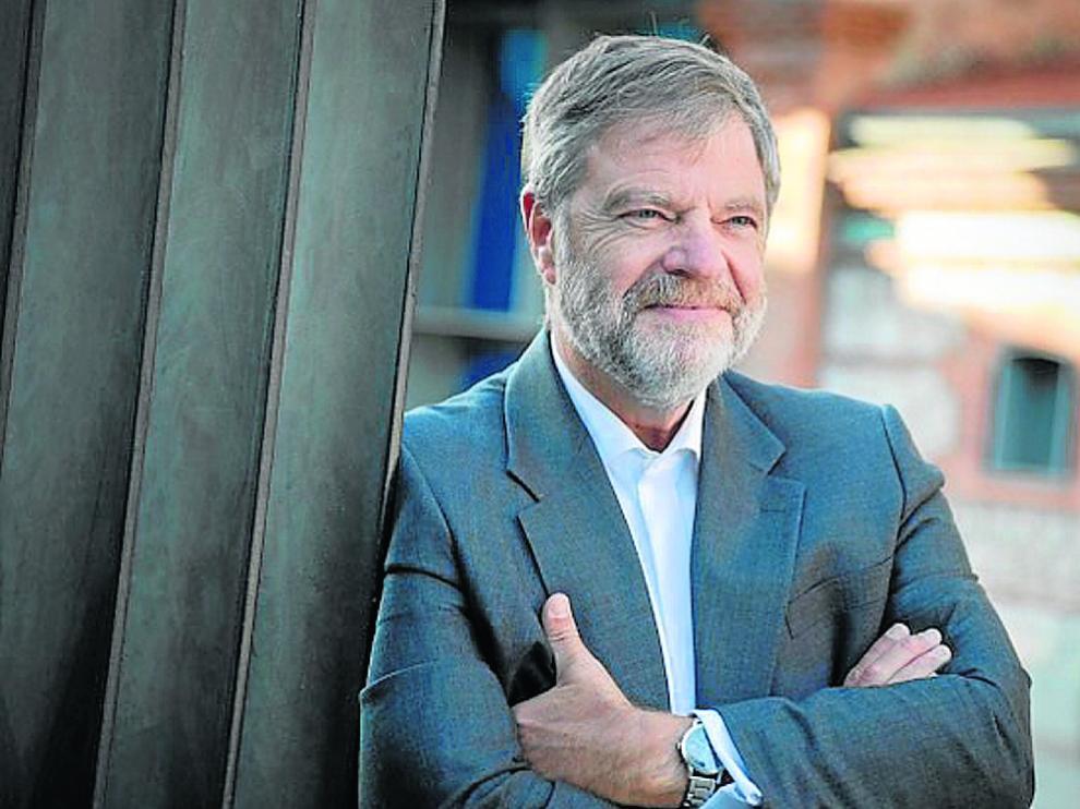 Wolfgang Dold, embajador de la República Federal Alemana en España