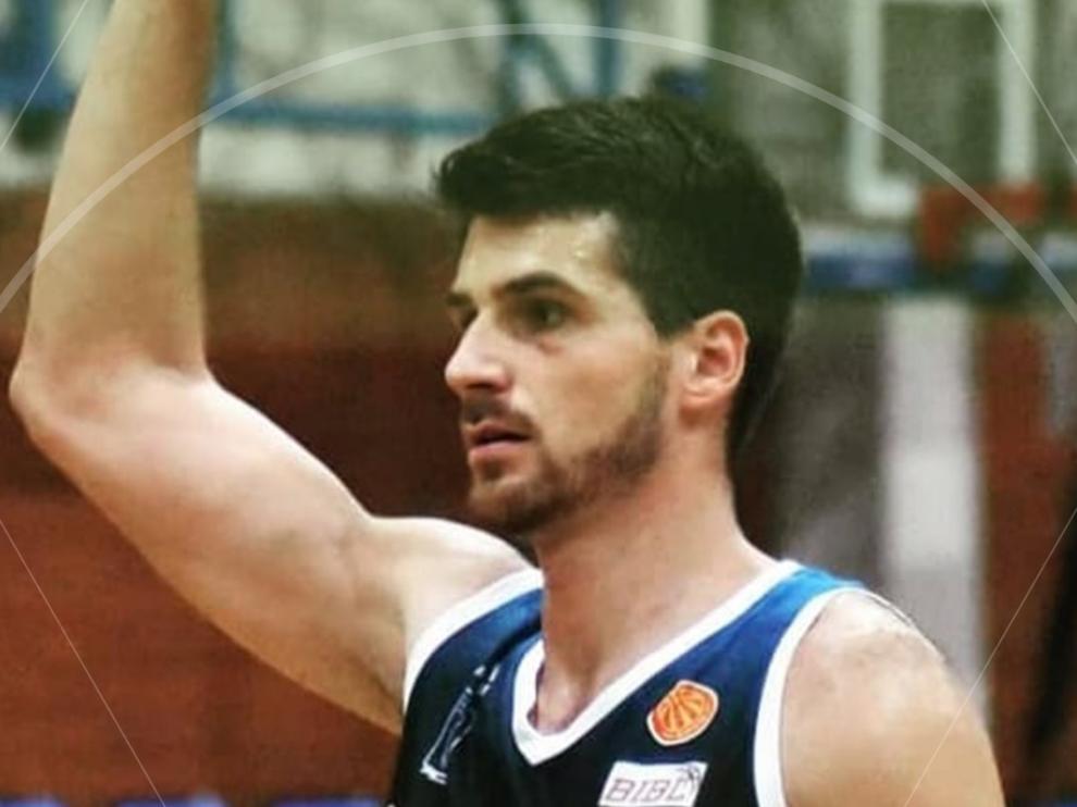 Andrejevic, nuevo pívot del Levitec Huesca.