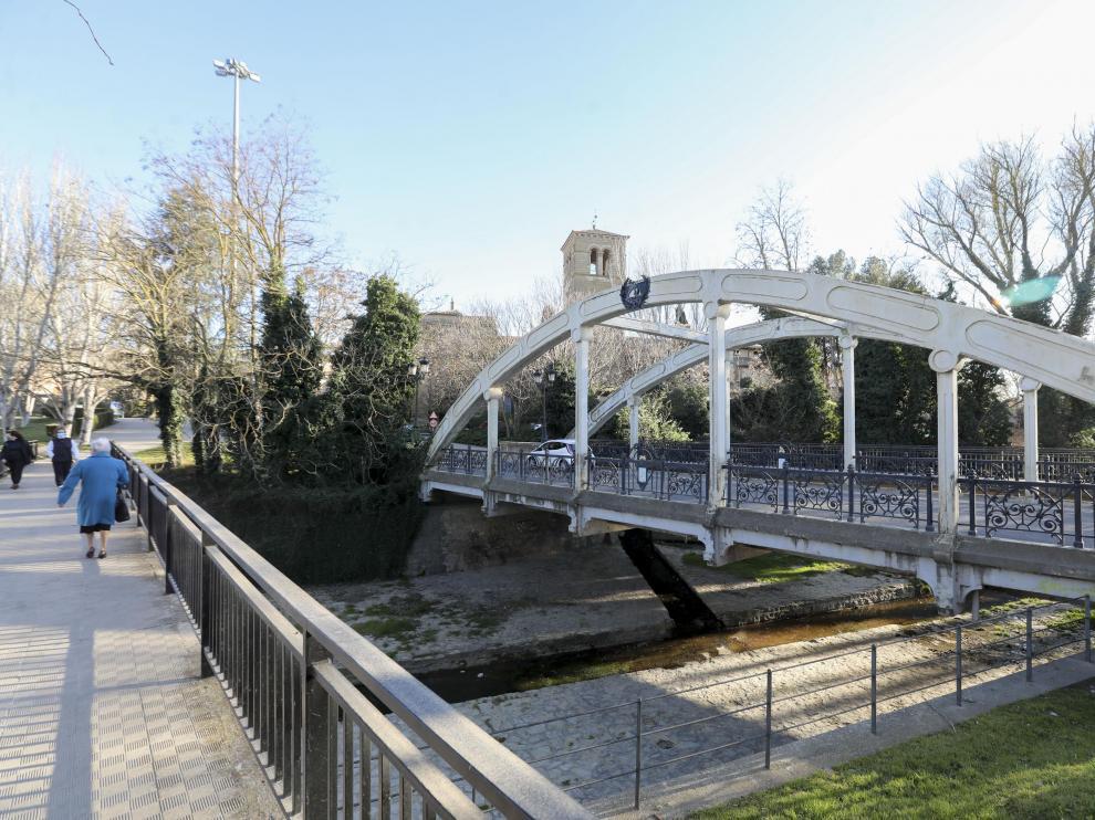 Una de las marchas partirá en día 2 desde el puente de San Miguel que cruza el río Isuela.