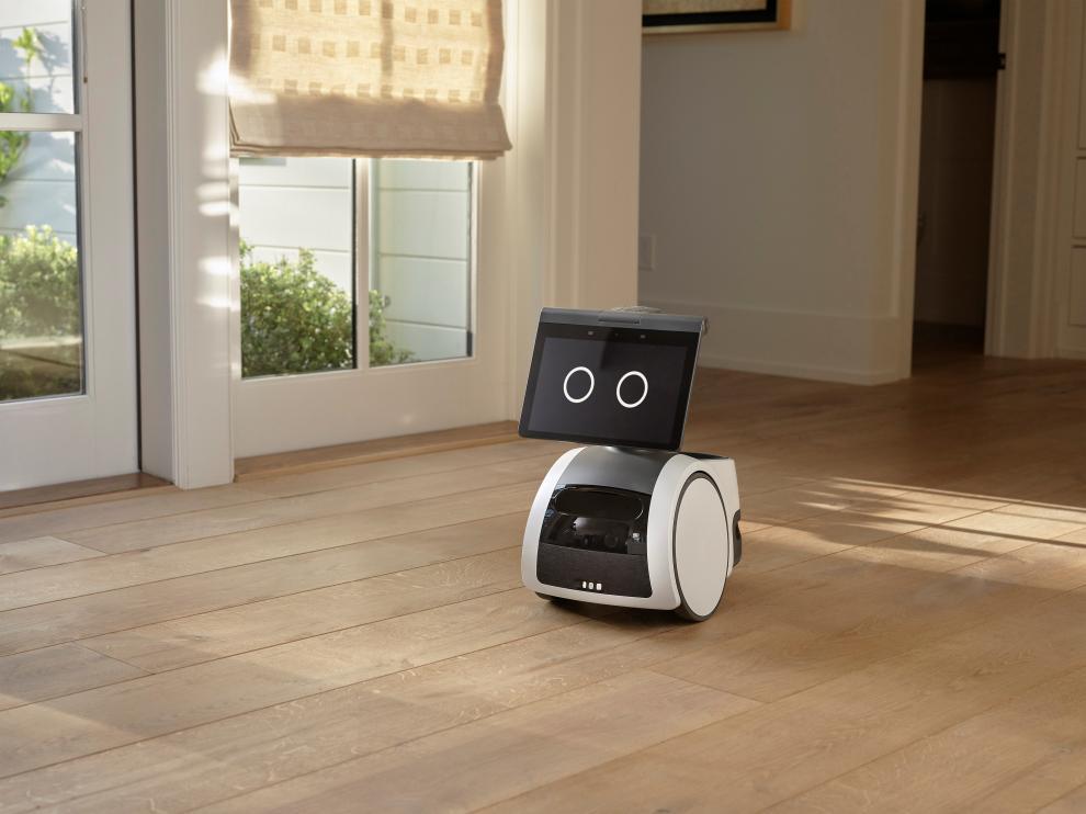 Amazon actualiza su hardware y presenta un robot que se mueve como un perro