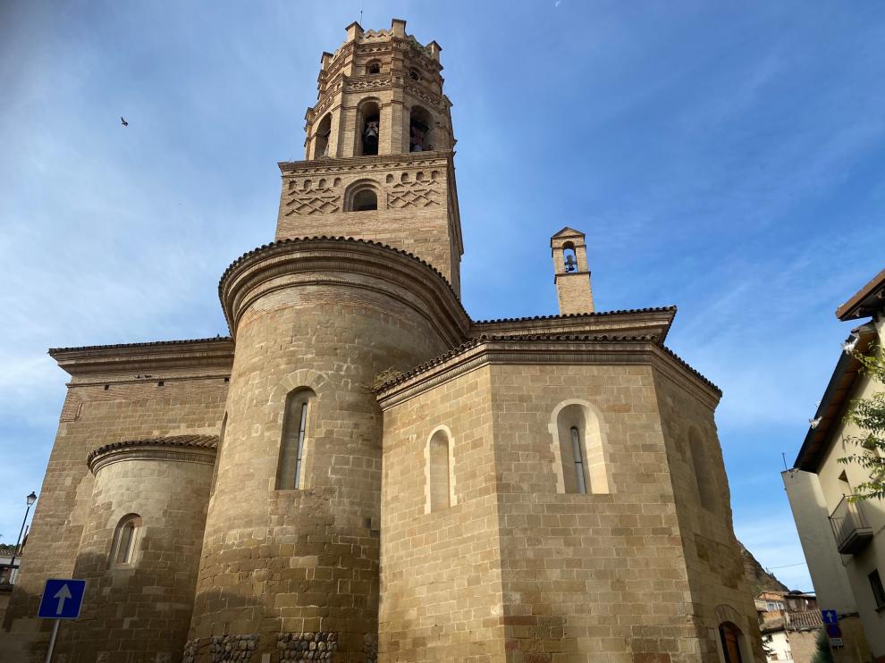 Catedral de Monzón