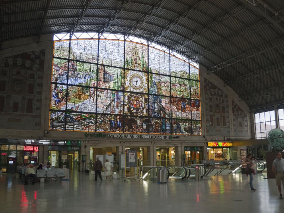 Estación de Abando, Bilbao
