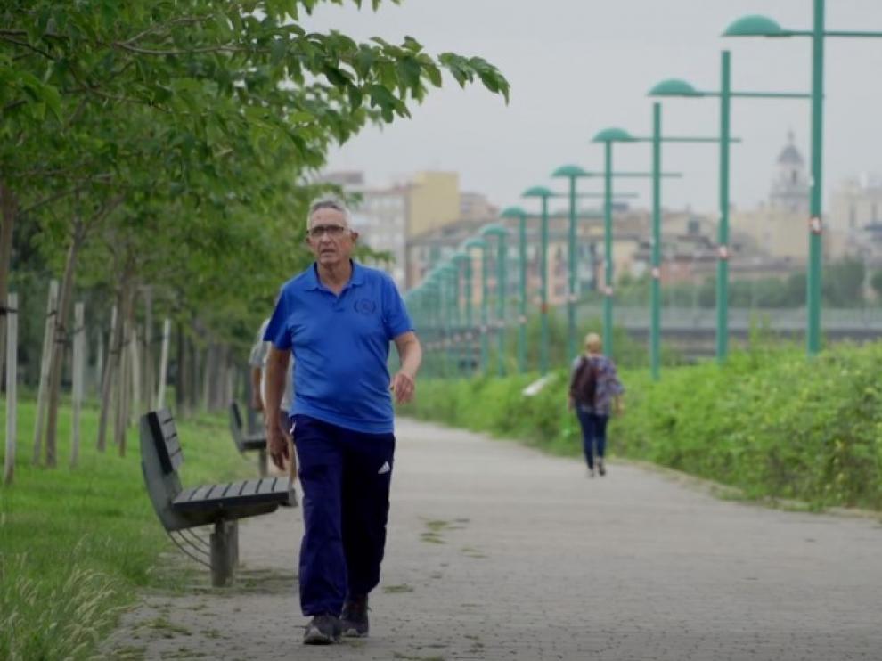 La nueva aplicación está destinada a promover el ejercicio y la actividad física a través de una acción tan cotidiana y saludable como es caminar