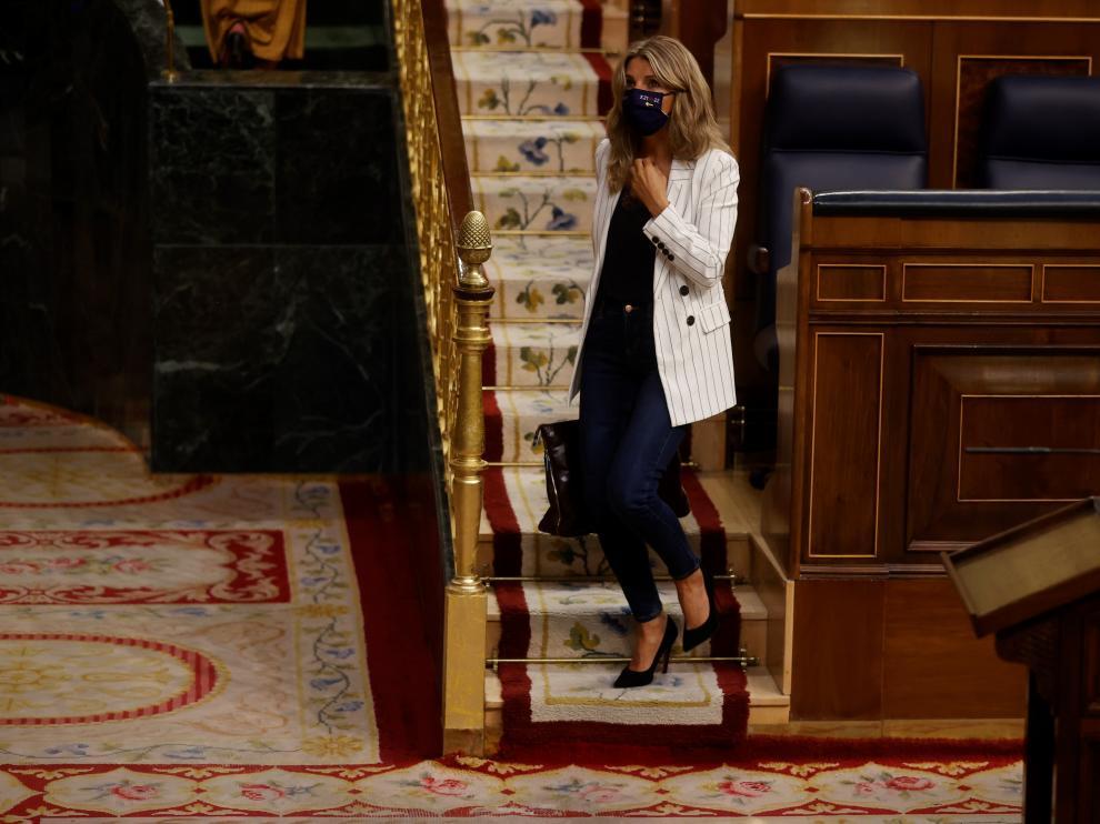 Sesión del control al Gobierno