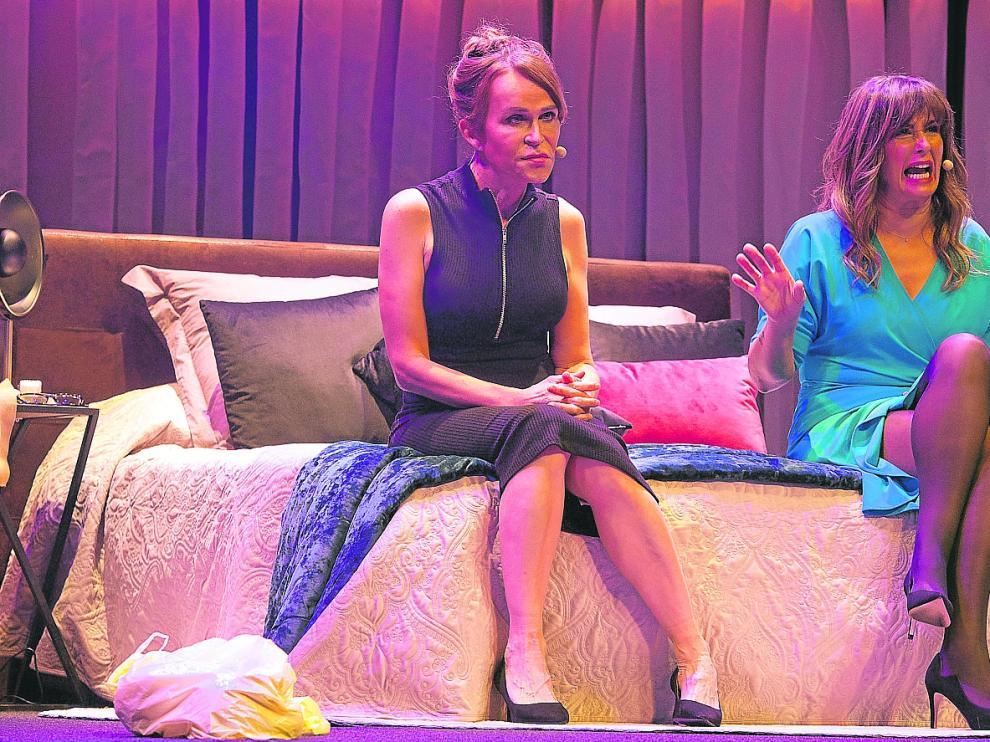 Antonia San Juan y Nuria Roca protagonizan 'La gran depresión' en el Teatro de las Esquinas