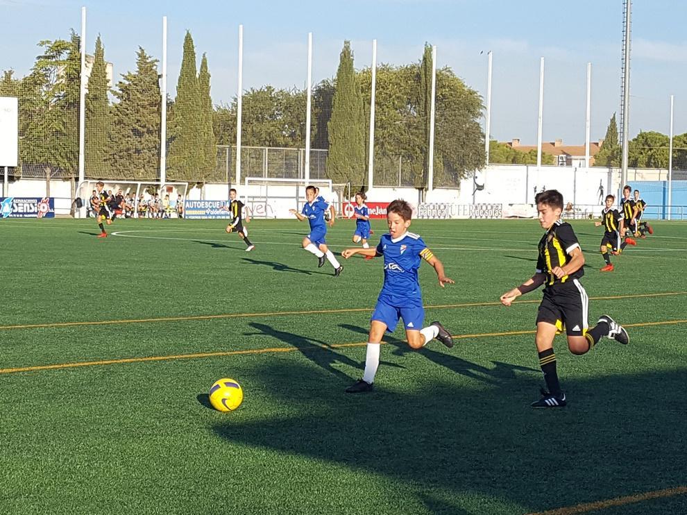 Valdefierro-Real Zaragoza.