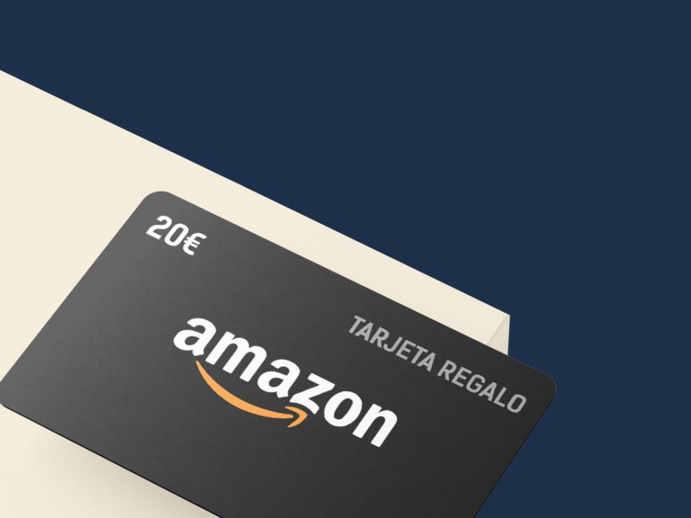 Las primeras 50 suscripciones conseguirán un vale de Amazon de 20 euros.