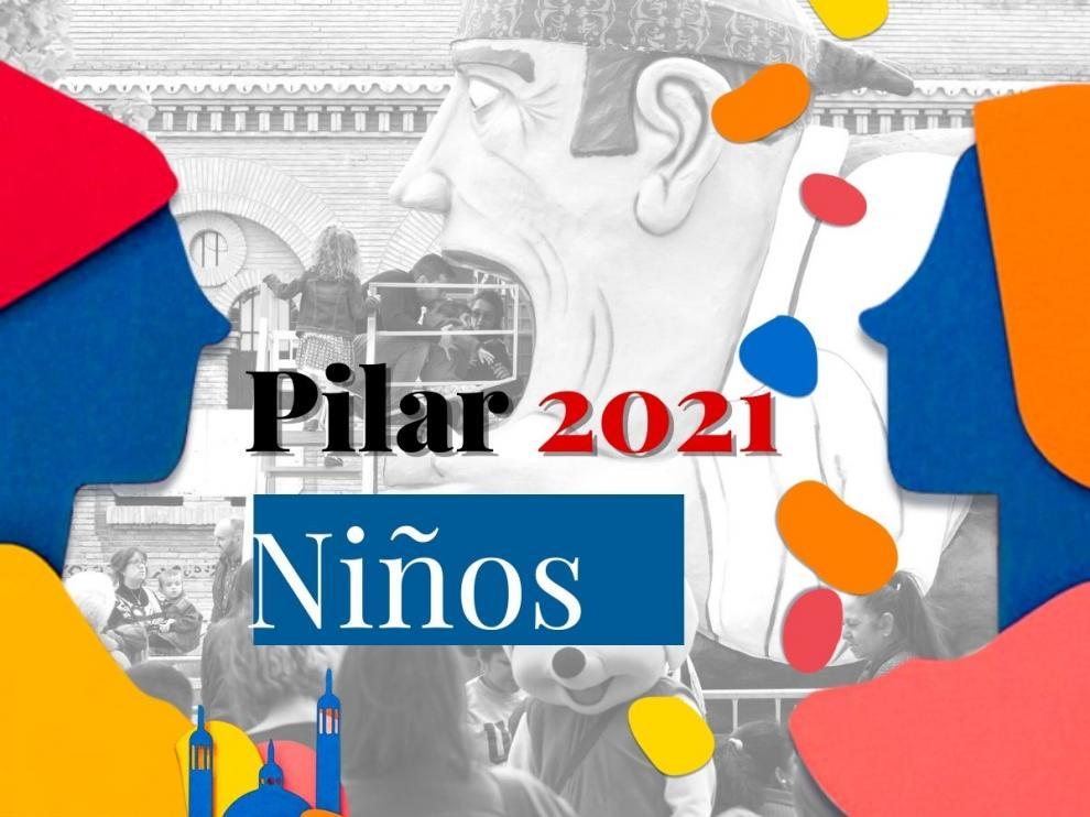 Actividades para niños en las 'no fiestas' del Pilar 2021 en Zaragoza.
