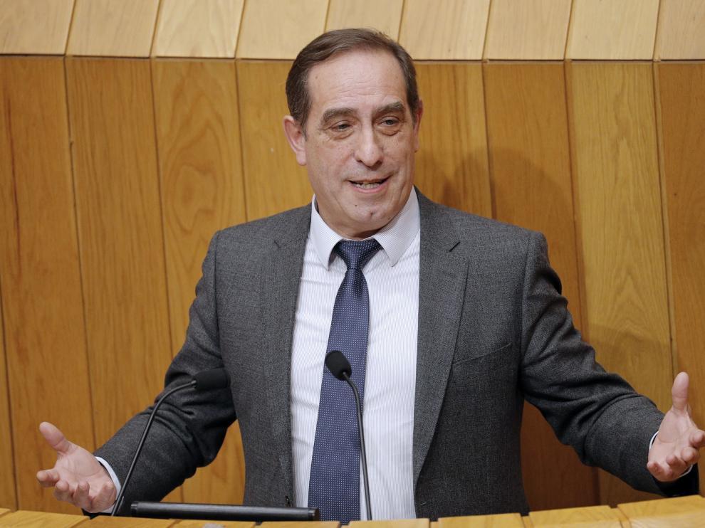 Fallece de un paro cardíaco el conselleiro de Hacenda del Gobierno gallego