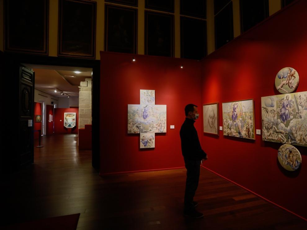 La exposición se inaugura este viernes a las 19.00 y podrá visitarse hasta el 9 de enero de 2022.