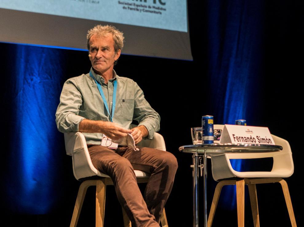 Fernando Simón participa como ponente en congreso SEMFYV