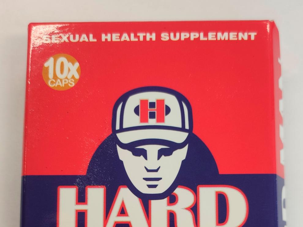 Imagen del producto HARD MAN cápsulas