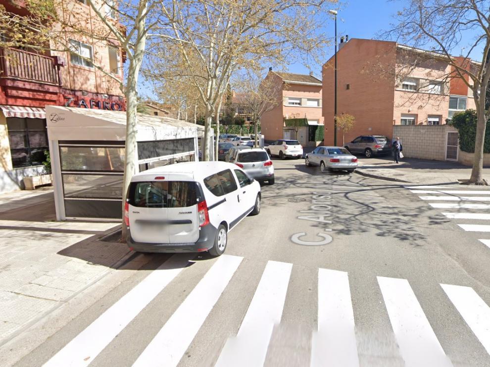 Los cortes en varias calles de La Cartuja serán de 8.00 a 18.00.