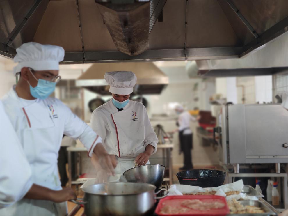 Los días 9 y 30 de octubre se celebrarán dos talleres para aficionados de la cocina.