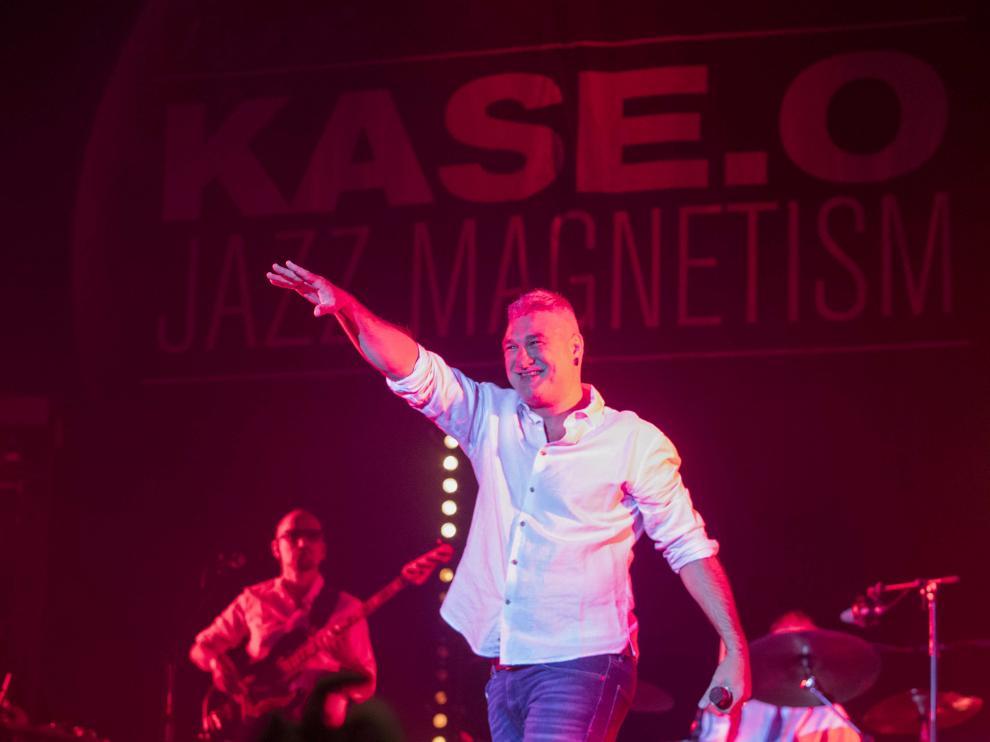 Kase.O abre los actos culturales del Pilar con un concierto en el Príncipe Felipe
