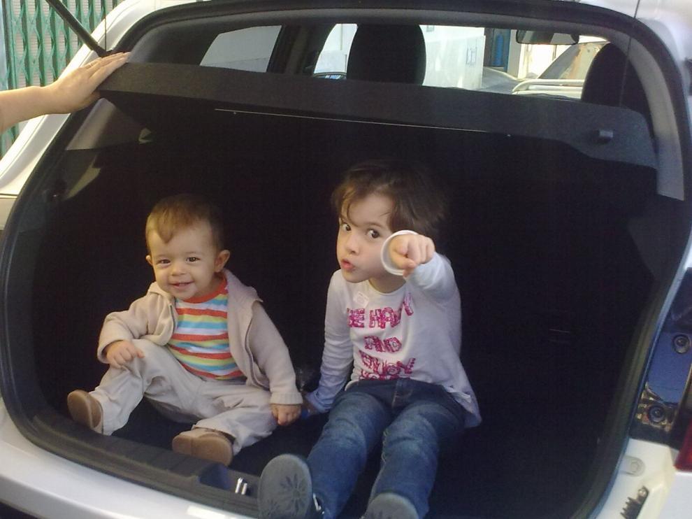 Ruth y José, los niños de seis y dos años que asesinó su padre, José Bretón, hace diez años