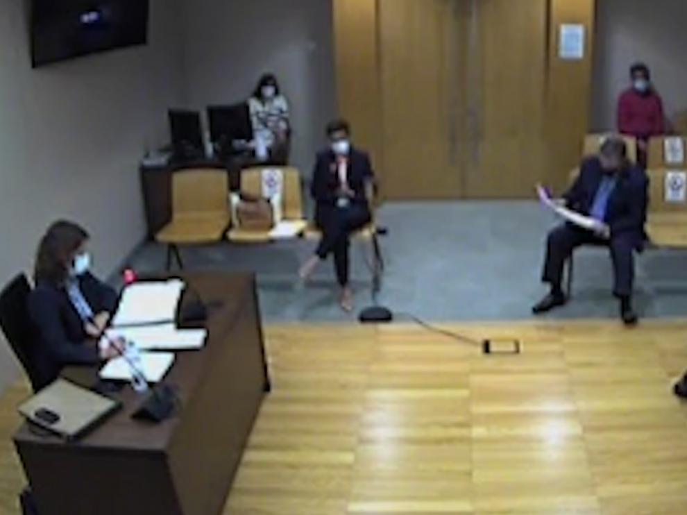 González Laya ante el juez