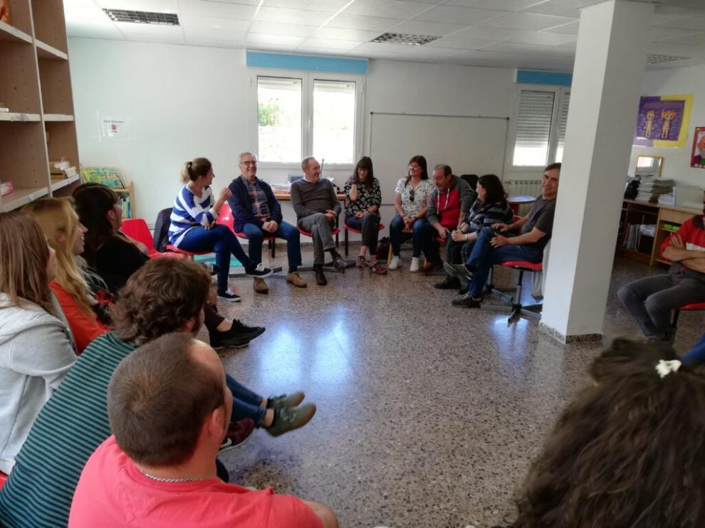 Imagen de archivo de actividades de la Asociación Cultural Grío.