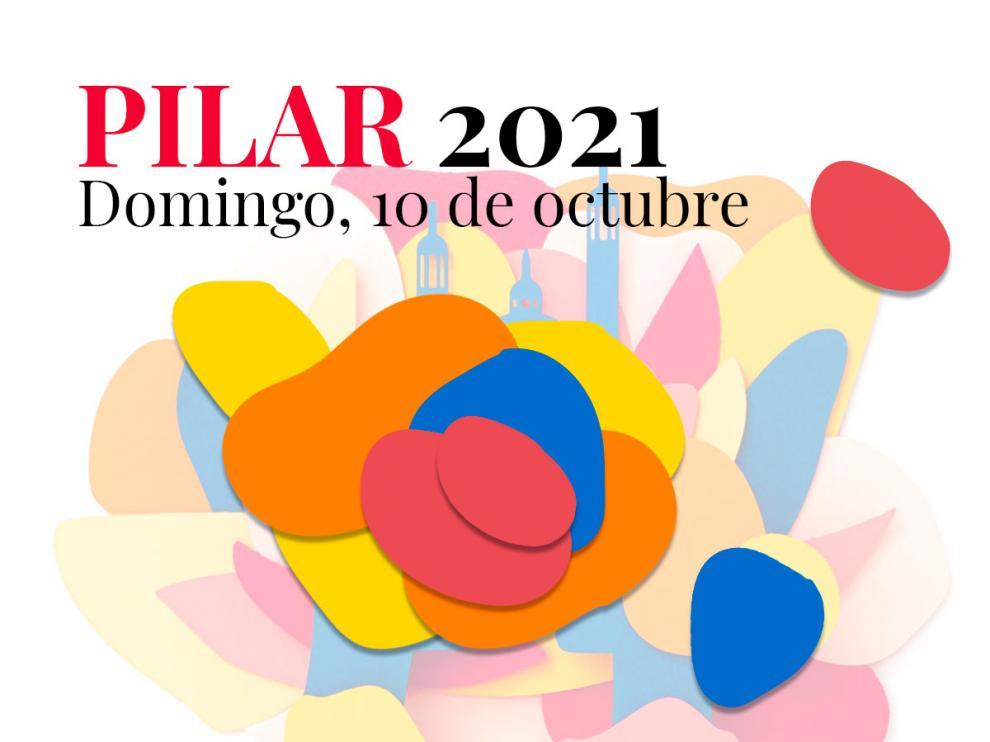 Programa de las 'no fiestas' del Pilar de Zaragoza del 10 de octubre de 2021