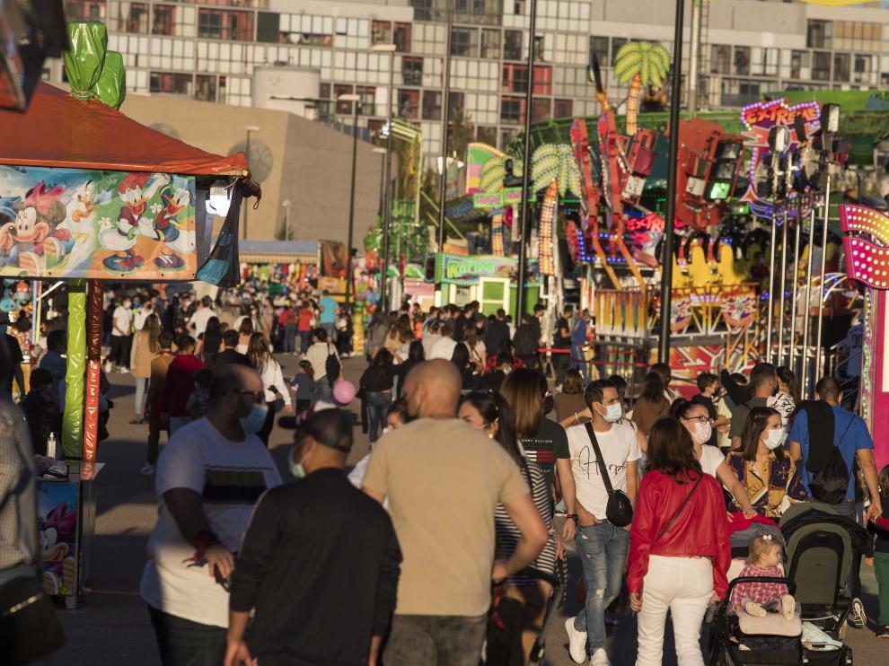 Abre el Ferial de Valdespartera para el Pilar 2021