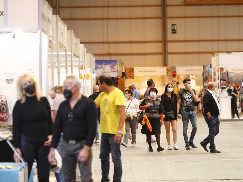 La Feria General de Zaragoza abre sus puertas con 300 expositores