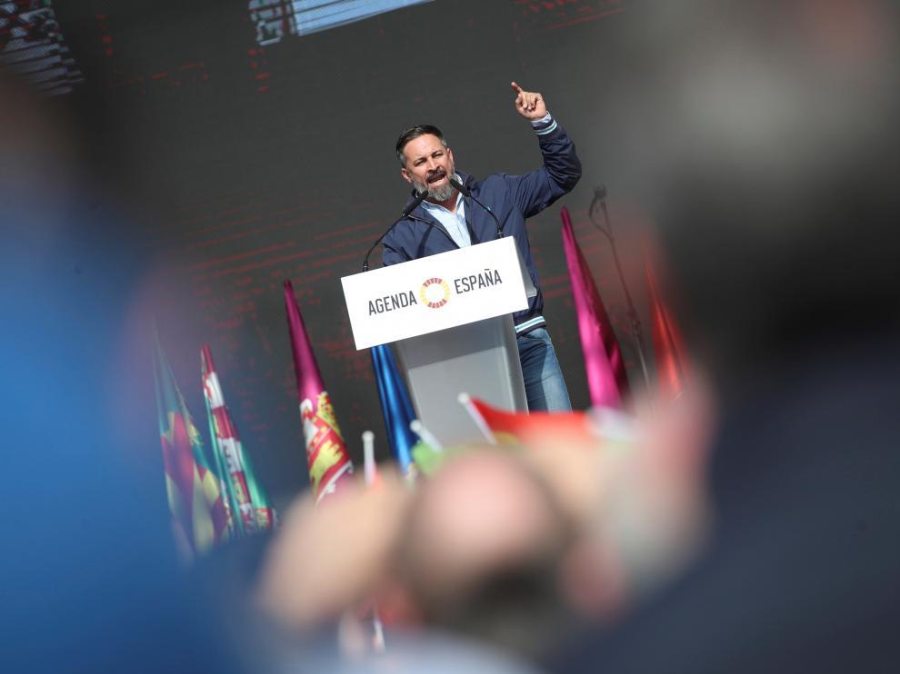 """Abascal presenta  """"Agenda España"""""""