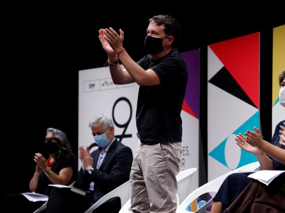 Clausura de la Universidad de Otoño de Unidas Podemos