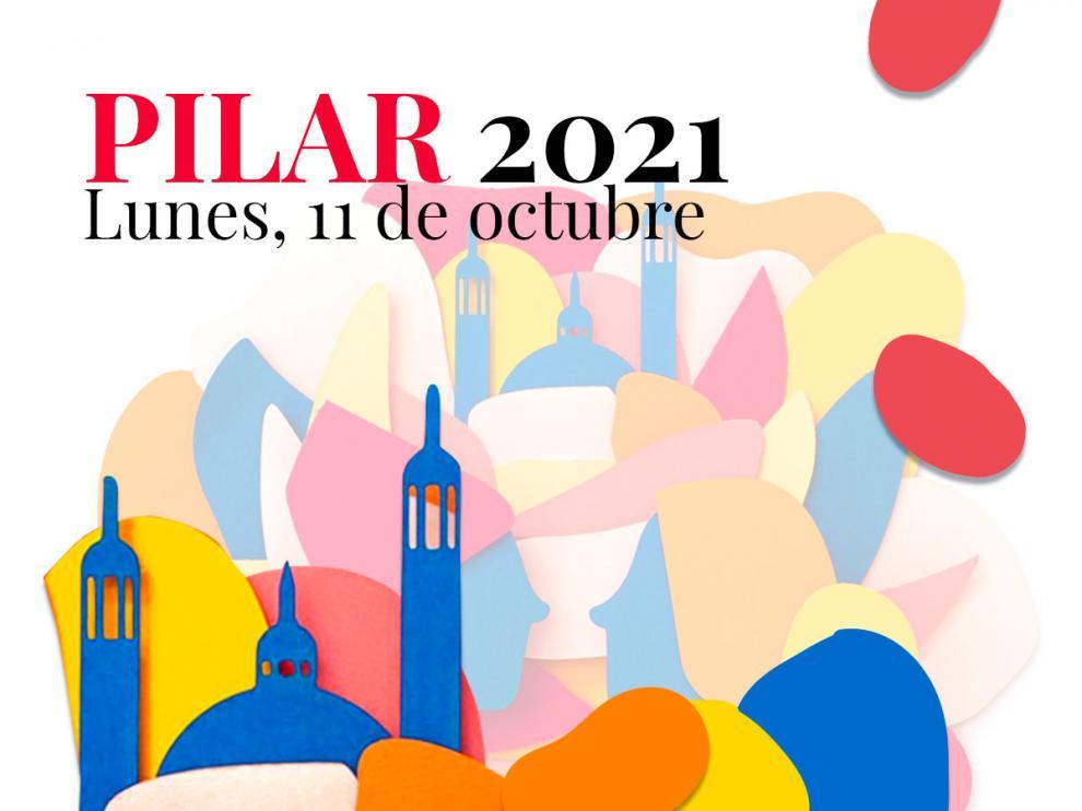 Programa de las 'no fiestas' del Pilar de Zaragoza del 11 de octubre de 2021