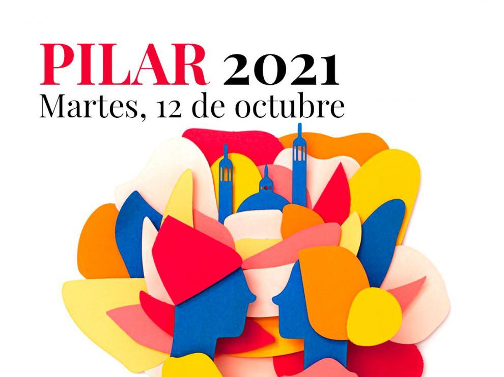 Programa de las 'no fiestas' del Pilar de Zaragoza del 12 de octubre de 2021