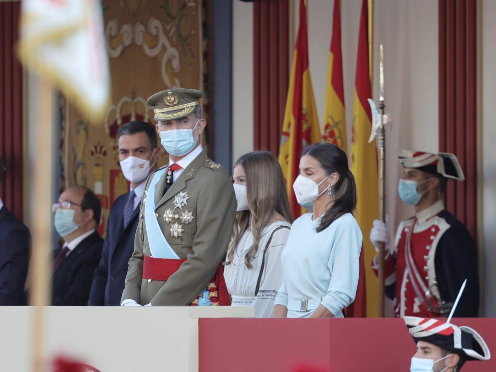 Desfile por el Día de la Fiesta Nacional